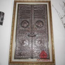 kerajinan-kaligrafi-pintu-kabah