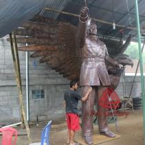 Patung Tembaga 02