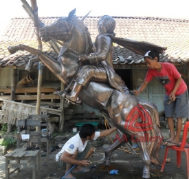 Patung Tembaga 09