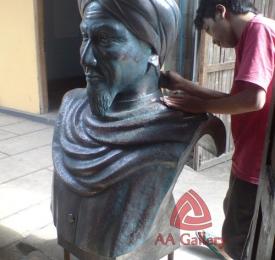 Patung Tembaga 23