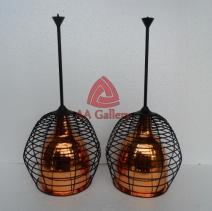 Lampu Gantung Minimalis Tembaga 01