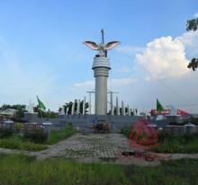 Patung Tembaga Gagak Winangsih 04