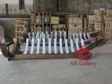 Produksi tugu Tembaga 17