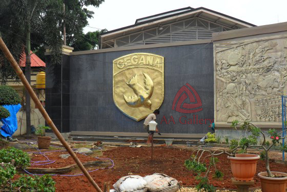 Logo Kuningan Gegana