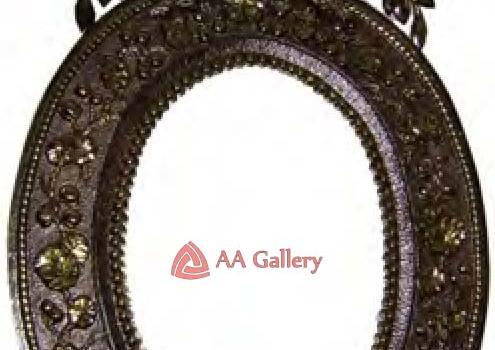 Kerajinan Frame Foto dan Cermin dari Tembaga/Kuningan