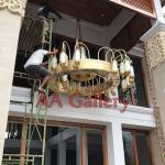 lampu hias gantung replika lampu masjid nabawi 10