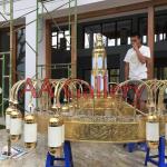 lampu hias gantung replika lampu masjid nabawi 12