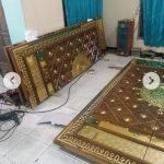 Replika Pintu Nabawi 14