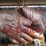 patung persahabatan jabat tangan taman asia afrika bandung 04